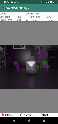 Google Pixel 4 XL - ThermalVideoSample