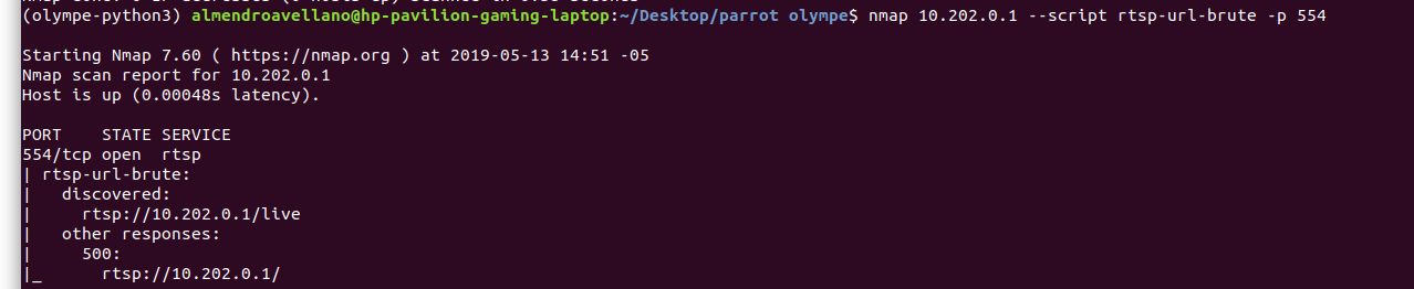Getting video stream to Olympe (Python) - Olympe - Parrot Developers